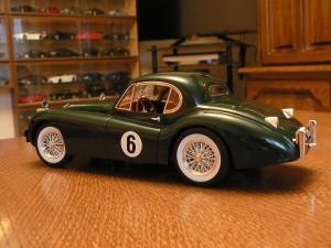 Британский зелёный гоночный.... - P1150764.JPG